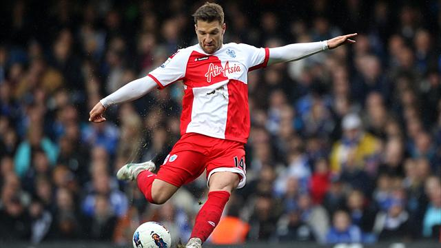 Buzsaky leaves QPR