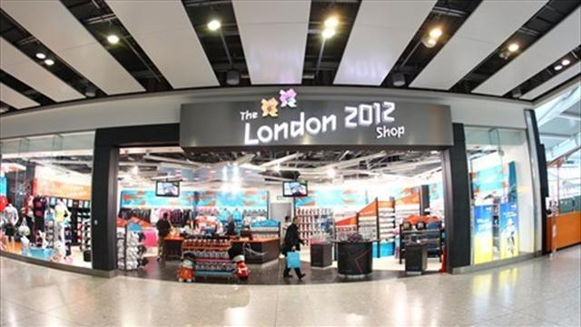 Fans warned over goods - Olympic Games