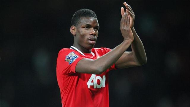 Pogba 'honoured' to join Juventus