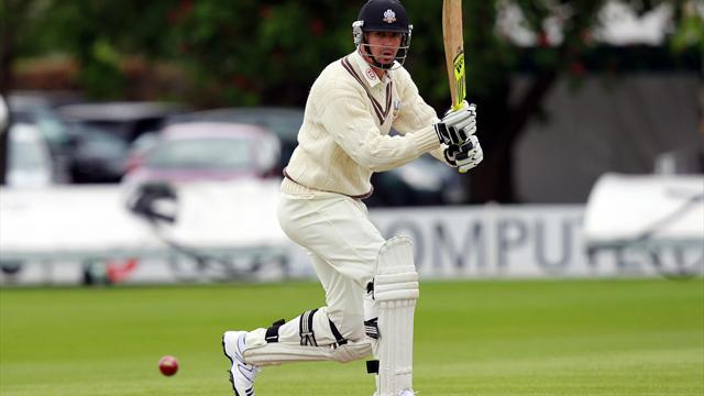 KP goes nuts - Cricket - County