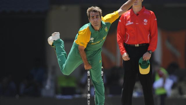 Proteas work hard for - Cricket