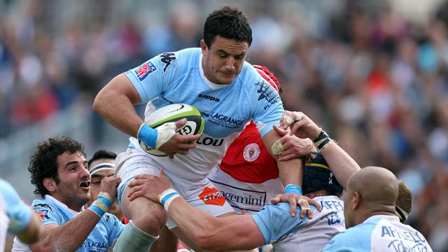 Bernad montre l'exemple - Rugby - Top 14
