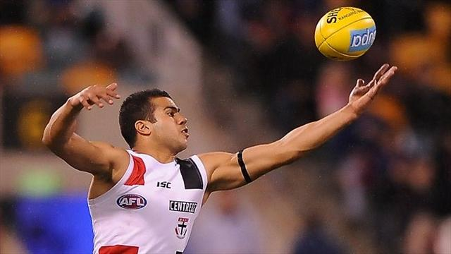 Saints ease to win - Australian Football