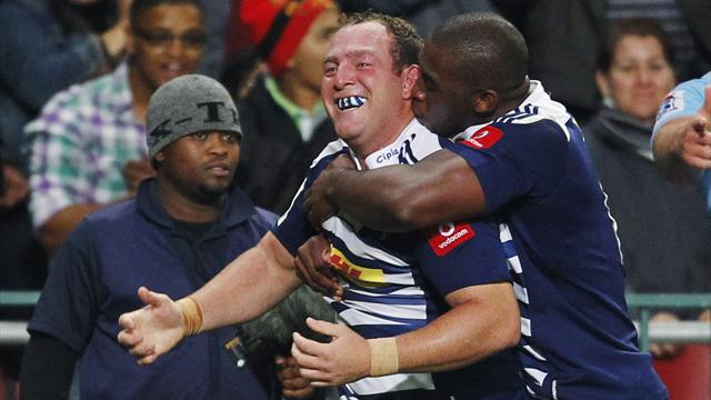 Stormers clinch top spot - Rugby - Super 15