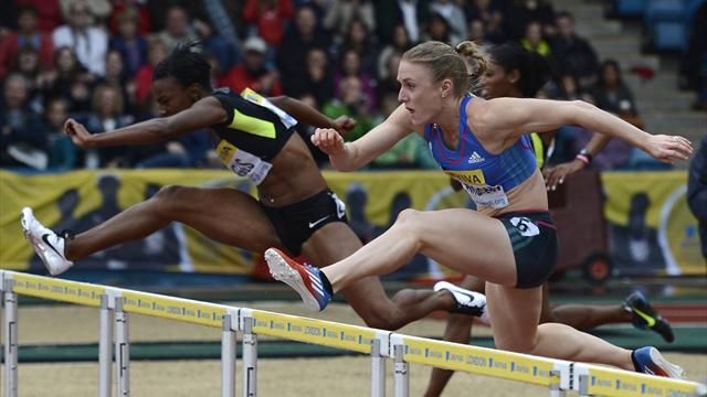 Pearson suffers rare loss - Athletics