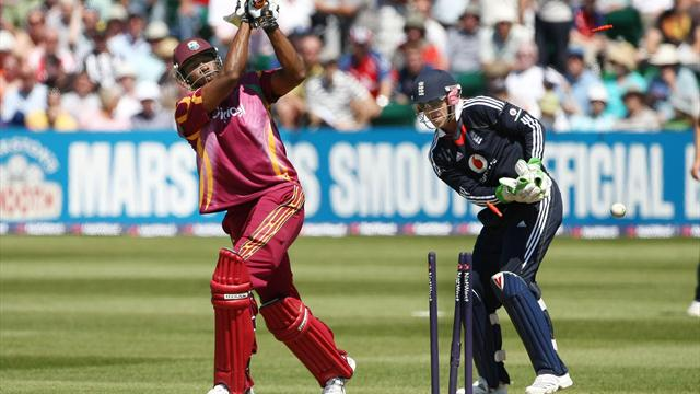 Windies recover - Cricket