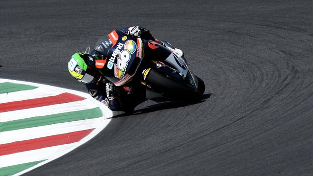 Iannone takes home win at Mugello