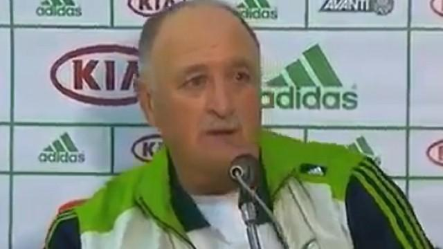 Scolari leaves Palmeiras - Football - World Football
