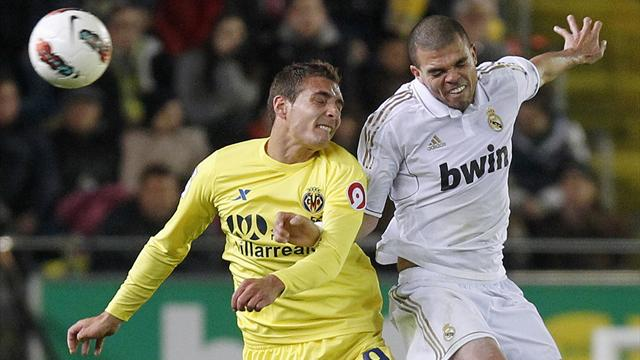 Ruben leaves Villarreal - Football - Liga