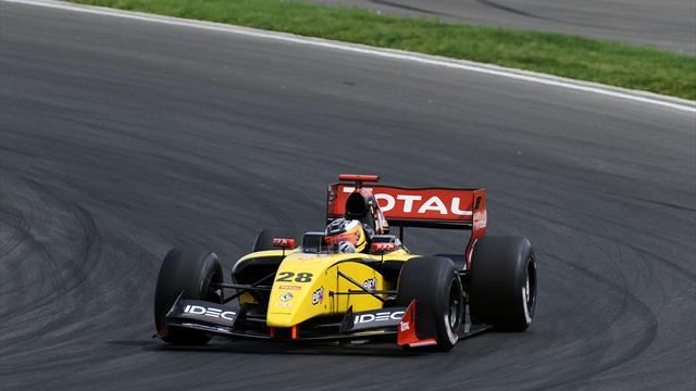 Pic earns first win - World Series Renault - Formula Renault 3.5