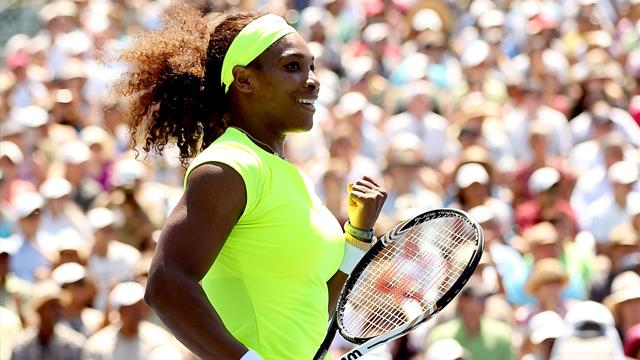 Serena wins in Stanford - Tennis