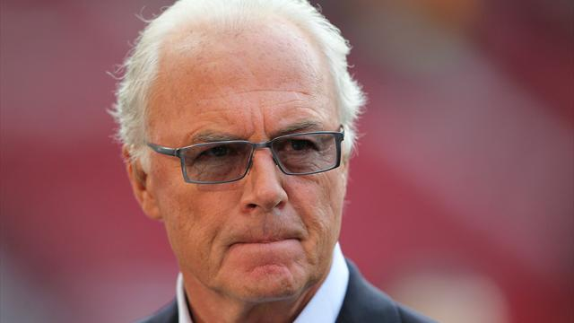 Beckenbauer hits back at Blatter claims