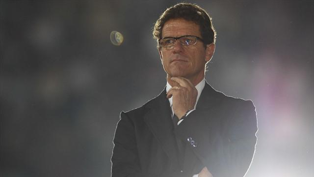 Russia to unveil Capello - Football - World Cup