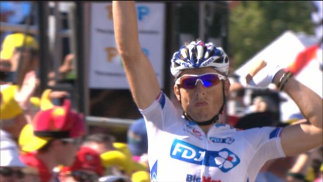 Fedrigo wins again in Pau - Cycling - Tour de France
