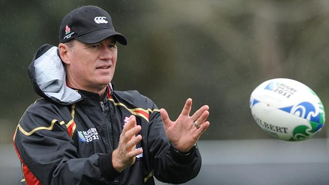 Blues hire Kirwan  - Rugby - Super 15