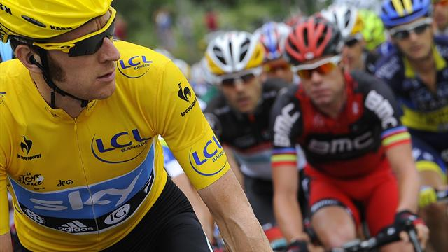 Evans concedes defeat  - Cycling - Tour de France