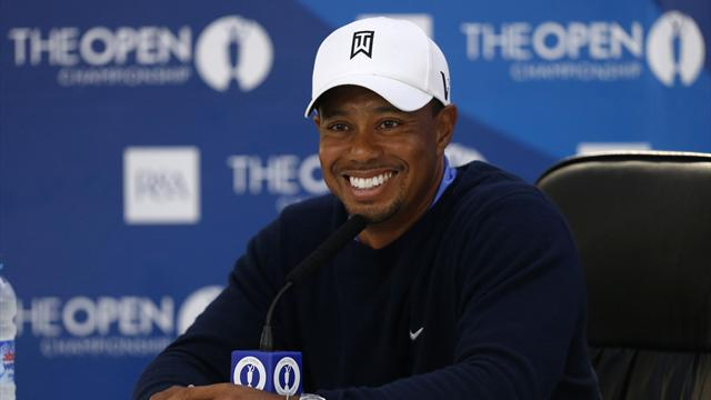 Tiger determined to win - Golf - The Open