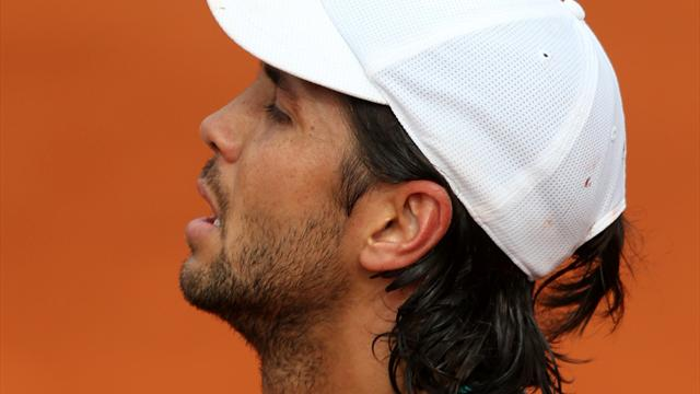 Verdasco and Troicki fall in Hamburg