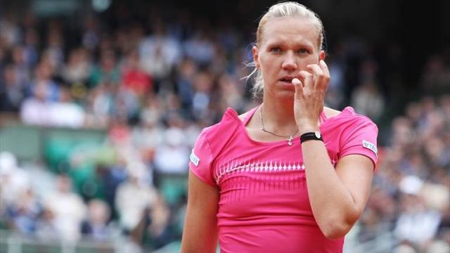 Kanepi out of Olympics - Tennis