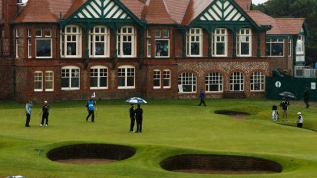 The Open tee times - Golf - The Open