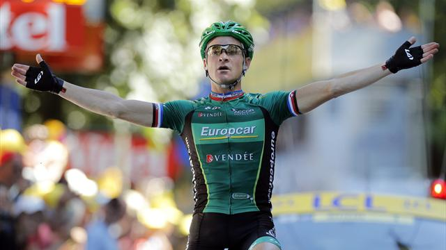 Voeckler solos to win - Cycling - Tour de France