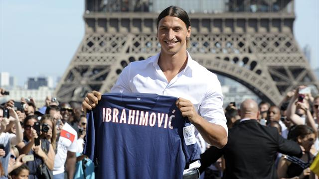French government irked by Ibrahimovic deal