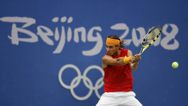 Nadal: Spaniard for gold - Tennis