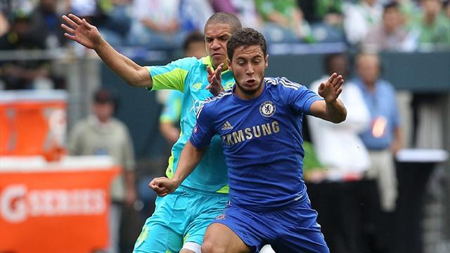 Hazard stars in Blues win - Football - Premier League