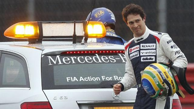 Senna optimistic of securing future