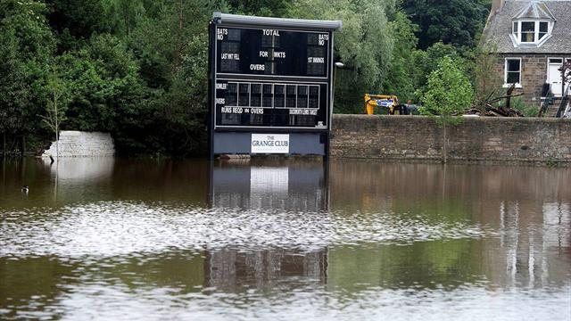 England v Scotland ODI clash called off a month early