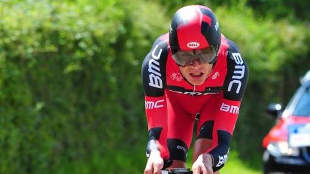 BMC rider run over - Cycling - Tour de France