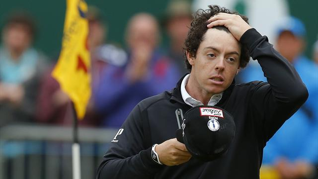 McIlroy blasts slow play - Golf - The Open