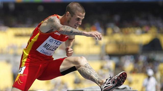 Spaniard dropped for probe - Athletics