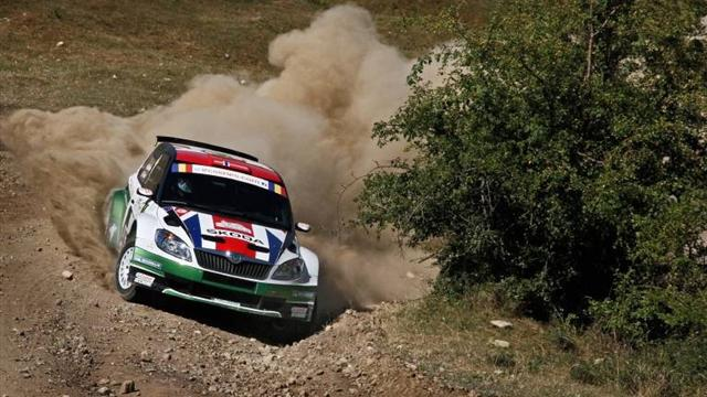 Mikkelsen on top in Sibiu - IRC