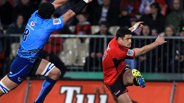 Crusaders into semis  - Rugby - Super 15