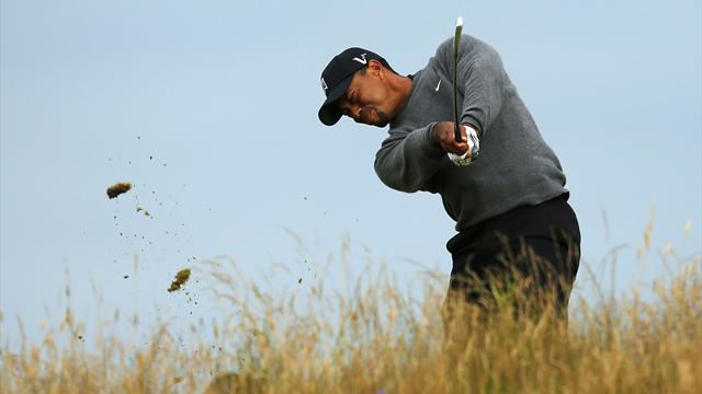 Woods waits - Golf - The Open