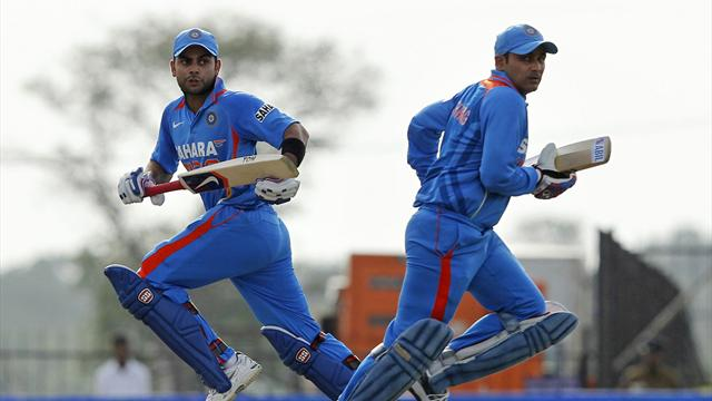 India win opener  - Cricket