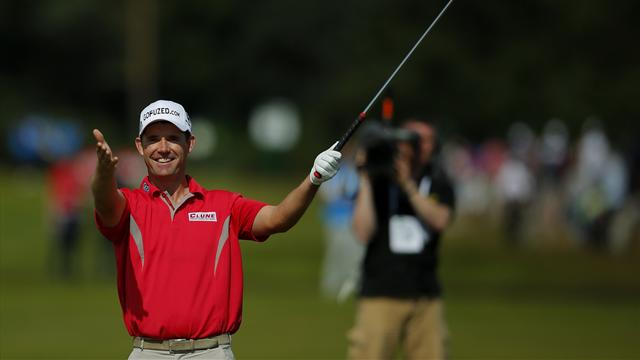 Harrington: My head's gone - Golf - The Open