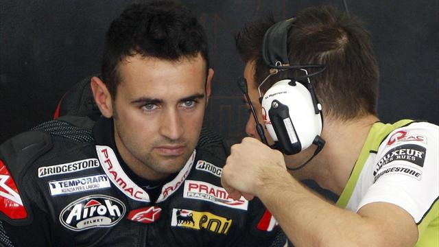 Barbera back for Misano