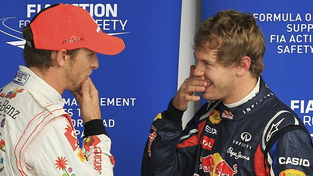 Vettel penalised for Button pass