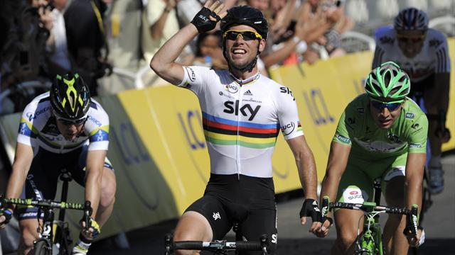 Cavendish: Bring on Games - Cycling