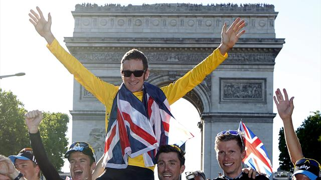Cav caps Wiggins win - Cycling - Tour de France
