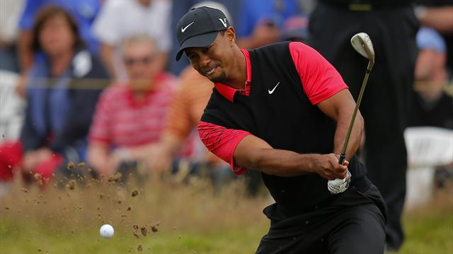 Woods happy to wait  - Golf - The Open