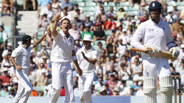 South Africa complete rout of England