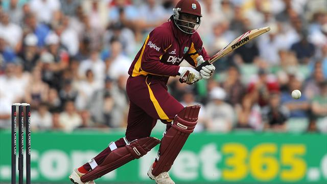 Gayle poised for Test - Cricket