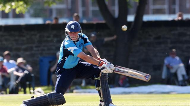 Scotland stun Bangladesh  - Cricket
