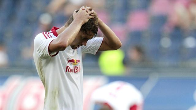 Salzburg suffer early exit - Football - Champions League
