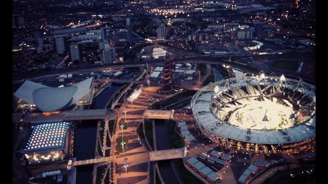 Spectator's view: Inside Olympic Park