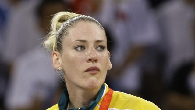 Jackson is Australia's female flagbearer