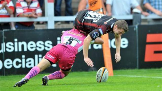 Gloucester into finals - Rugby